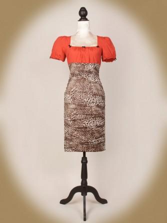 Dompteuse Kleid front