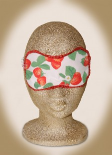 Erdbeer Maske front