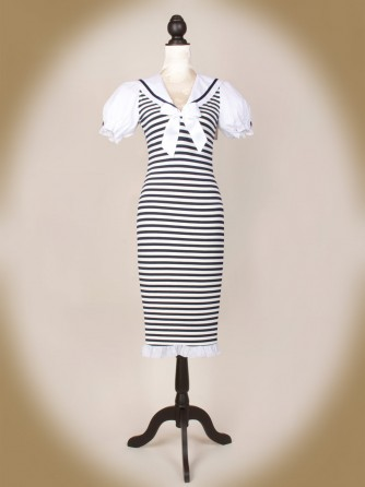 Fearless Kleid front