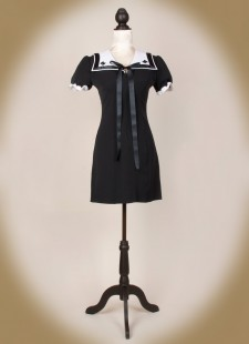 Techer dress front