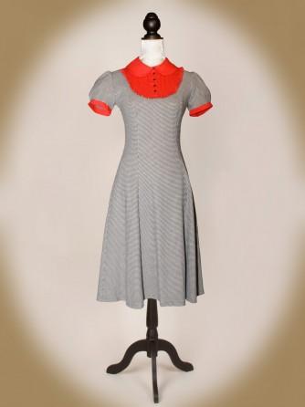 Wirtschaftswunder Kleid front
