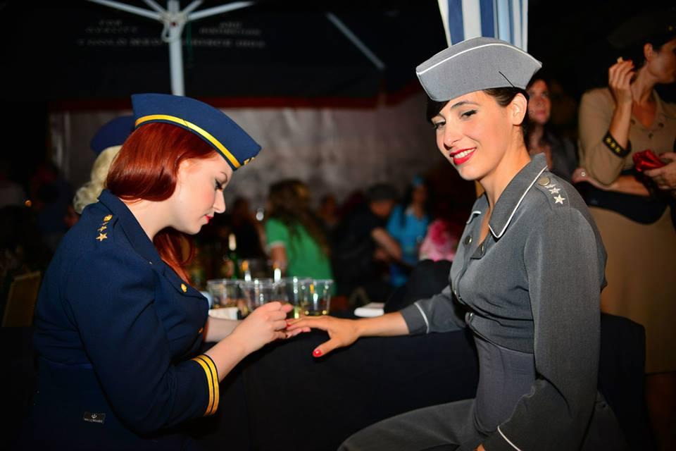 Zauberhafte Maedchen in Uniform  Photography by Pluto