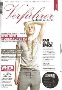 Verführer Berlin Cover