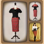 ponymaedchen_lookbook_grosshandel_2014_Red Tartan Rock