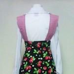 ♥ Trägerrock Erdbeere ♥