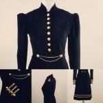♥ Black Velvet Uniform ♥