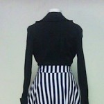 ♥ Black Striped Rock ♥