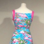 ♥ Kleid Flamingo ♥
