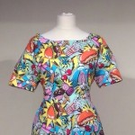 ♥ Kleid Pop Art ♥